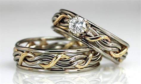 2019 Popular Unusual Wedding Rings Designs