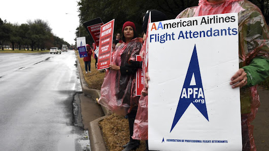 American Airlines won't renew uniform contract, seeking new supplier - Dallas Business Journal