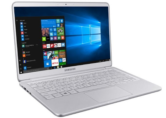 New and Diaphanous Samsung Notebook 9 Laptops