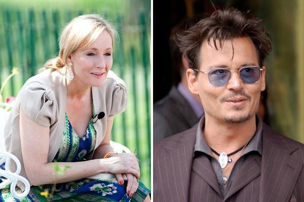 J. K. Rowling compra iate de Johnny Depp