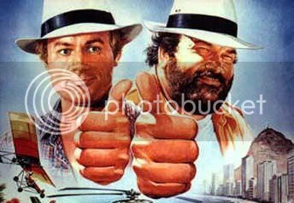 Sección patrocinada este mes por... ¡¡Bud Spencer y Terence Hill!!
