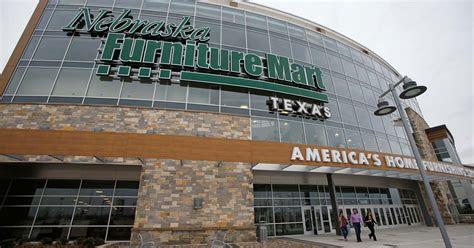 biggest store  texas nebraska furniture mart