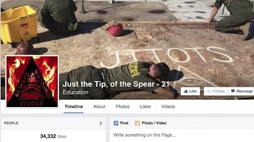Marine Corps Finds It Tough To Shut Down Sexist Facebook Groups #npr
