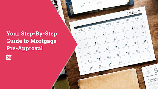 Your Step-By-Step Guide to Mortgage Pre-Approval | Blog | HomeKeepr