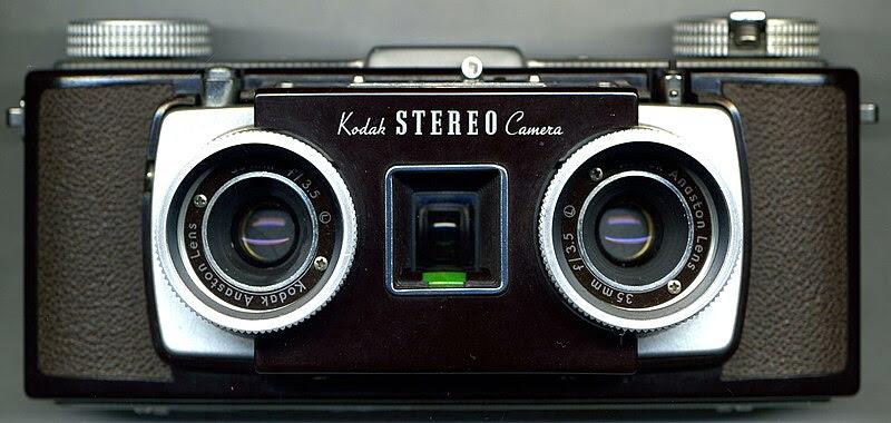 Kodak Stereo Camera