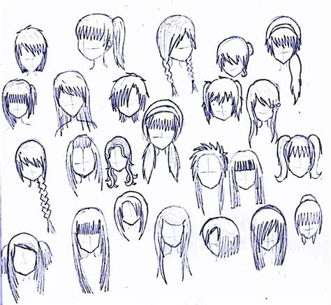 girl anime hairstyles latest comics episode