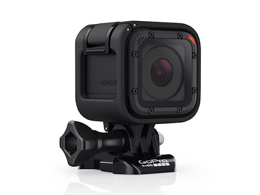 Great Things Come in Small Packages. Take Home a Brand Spanking New GoPro for Free!