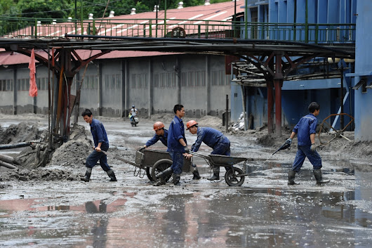 Coal-Caked Home Shows Danger of Vietnam's Cheap Power
