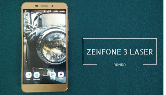 Asus Zenfone 3 Laser Review - Driven by Camera | iGadgetsworld
