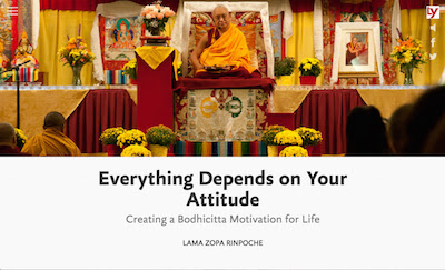 Bodhisattva Attitude Multimedia: About the Series