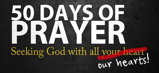 50 Days Prayer and Fasting
