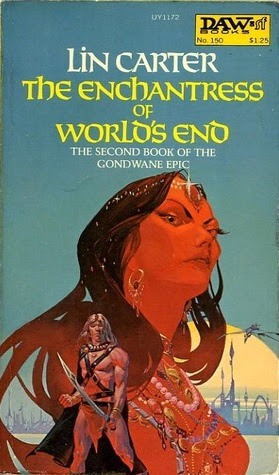 The Enchantress of World's End (Godwane Epic, #2)