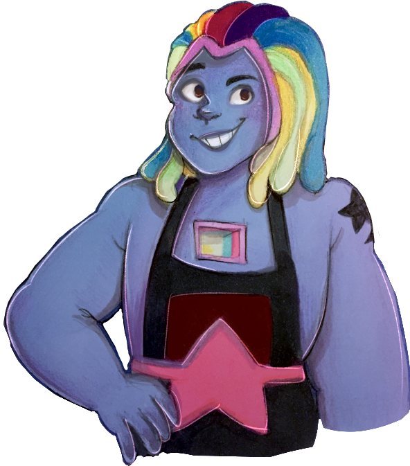 bismuth from when her promo first came out and also my 200th post!!