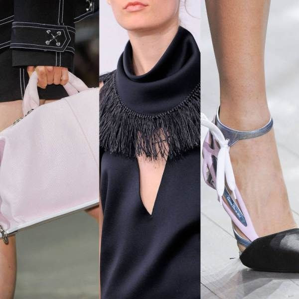 Some Accessory Trends for Spring 2014.