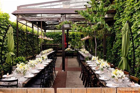 Aurora Restaurant Wedding   Brooklyn Photographer