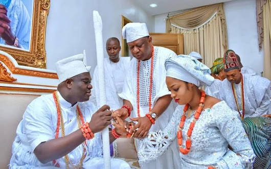 Why Ooni Of Ife New Wife Dropout From University At 100Level