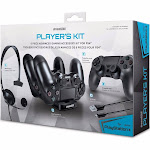 Dreamgear Players Kit For Playstation 4