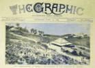 Plantación de té en la India según un semanario de 1883. Ampliar imagen