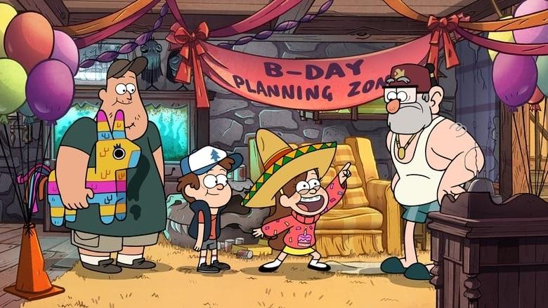 Watch Gravity Falls Season 2 Episode 17 Dipper and Mabel ...