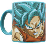 Dragon Ball Z Resurrection 20oz Mug - 107900 - Blue/Orange