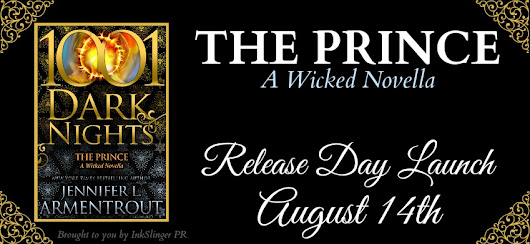 Release Day Blast: The Prince by Jennifer Armentrout @JLArmentrout @InkSlingerPR @1001DarkNights