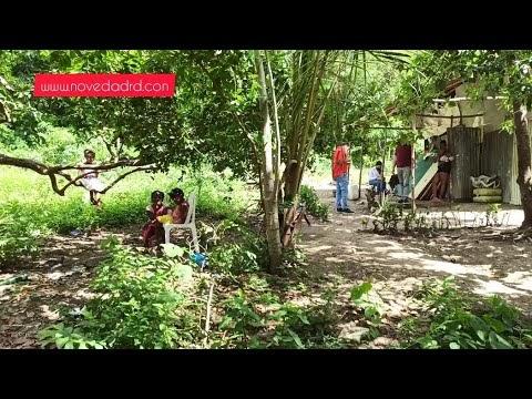 Acuden en auxilio de una madre y sus 7 niños en San Cristóbal, RD
