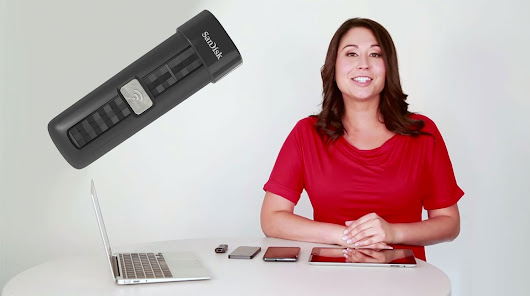 IN PROVA | SanDisk Connect Wireless Flash Drive