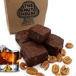 Chocolate Rum Nut Fudge - 1 lb.