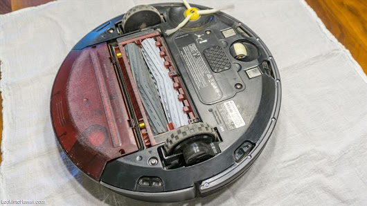 How To Replace Roomba Cleaning Head Module @ LookInto.com
