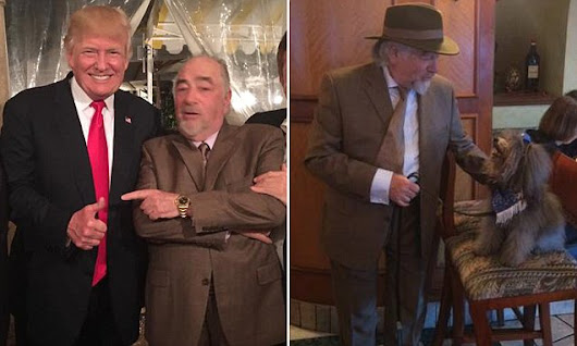 Pro-Trump radio host Michael Savage claims he was attacked