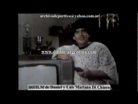 Talent con Digivisión Maradona