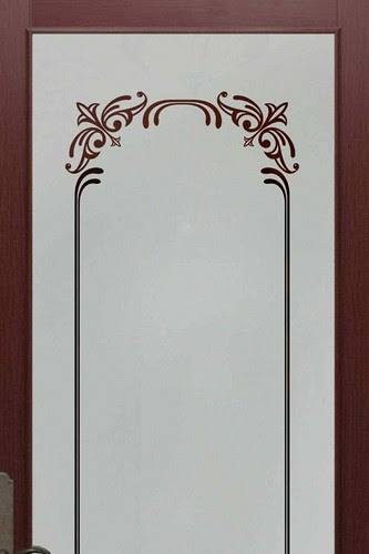 Flickriver Photoset Pantry Door Glass Etched Stained Glass