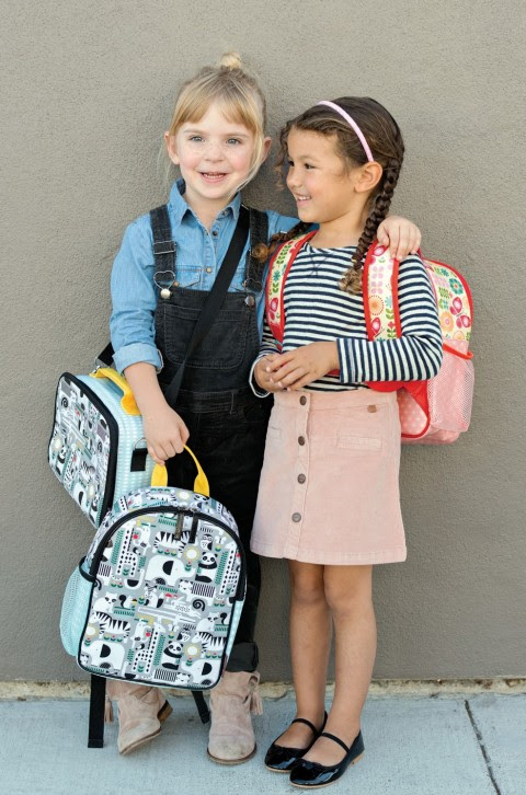 Backpacks and Lunchboxes New from Petit Collage «