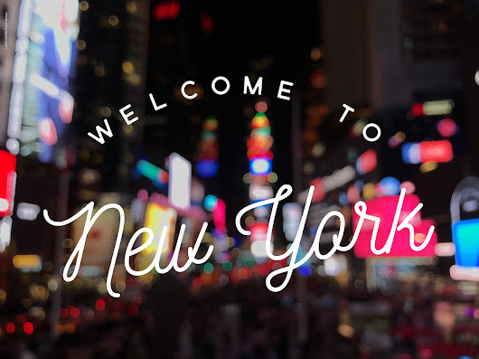 5 on 5: Welcome to New York | SHINE Photo+Design