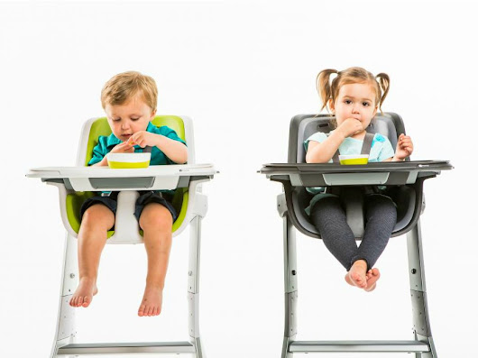4moms High Chair Uses Magnets to Simplify Parenting - GetdatGadget