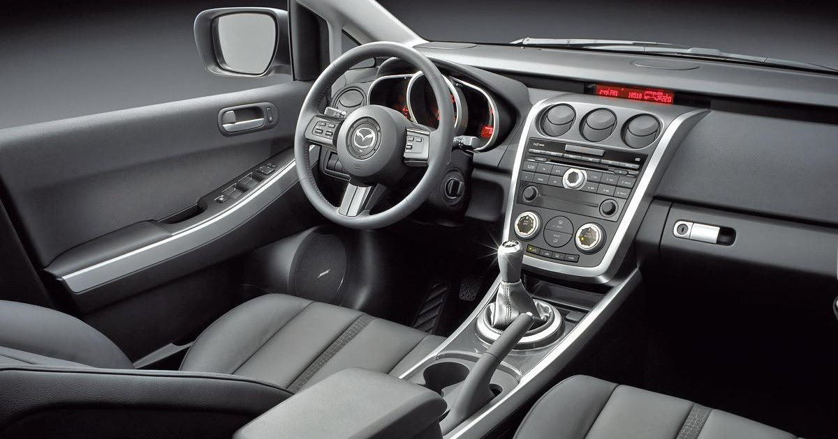Cool Cars And Fast Cars Mazda Cx7 2009 Gallery