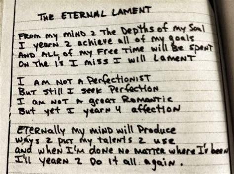 pac  eternal lament poem genius quoting