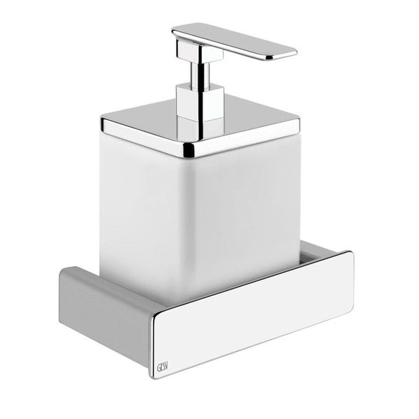 Gessi Ispa Wall Mounted Soap Dispenser Soap Dishes Dispensers
