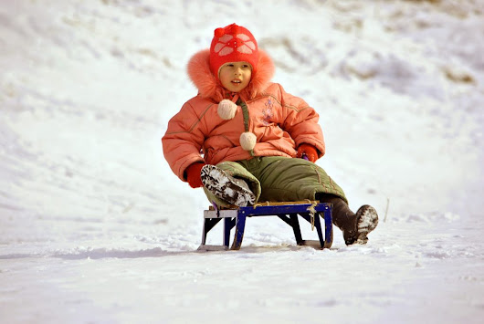 How Sledding Can Go Wrong | New Jersey Personal Injury Attorneys