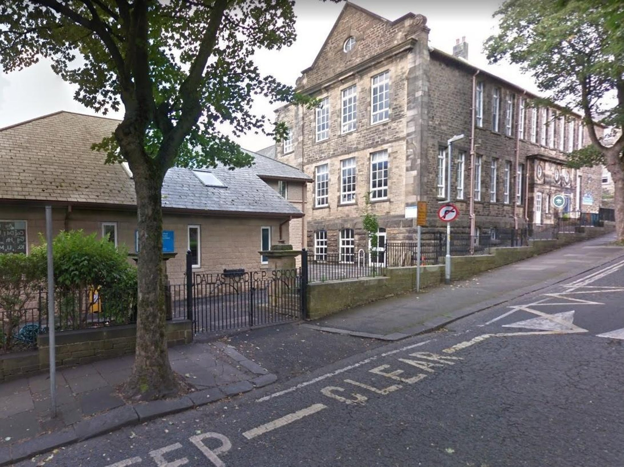 Children at Lancaster primary school sent home due to 'structural issue'