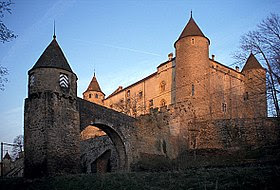 Image illustrative de l'article Château de Grandson