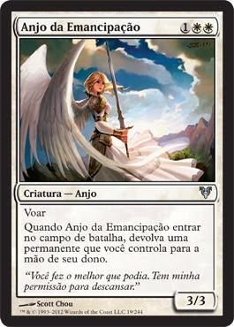 Anjo da Emancipação