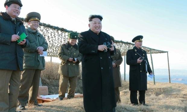 North Korea test-fires anti-ship cruise missile