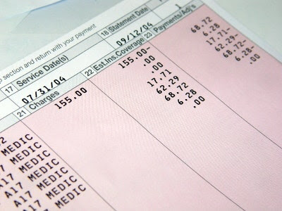 How to Spot Medical Billing Errors