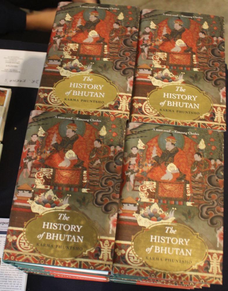 History of Bhutan, Karma Phuntsho