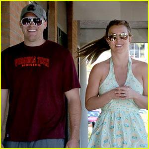 Britney Spears dan David Lucado