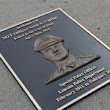 Lincoln Police Department Honors a Fallen Hero with Bas Relief Plaque