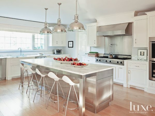 18 Must-See Kitchen Island Designs