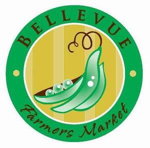 Bellevue Farmers Market Medallion