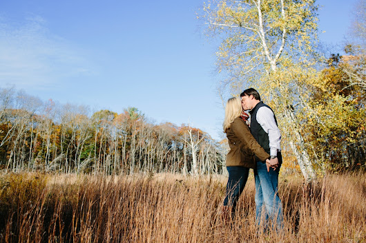 Foliage Engagement at World's End